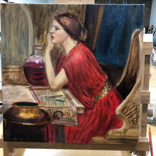 Load image into Gallery viewer, OILS ON CANVAS - Regular Painting Class (1-2 Days)