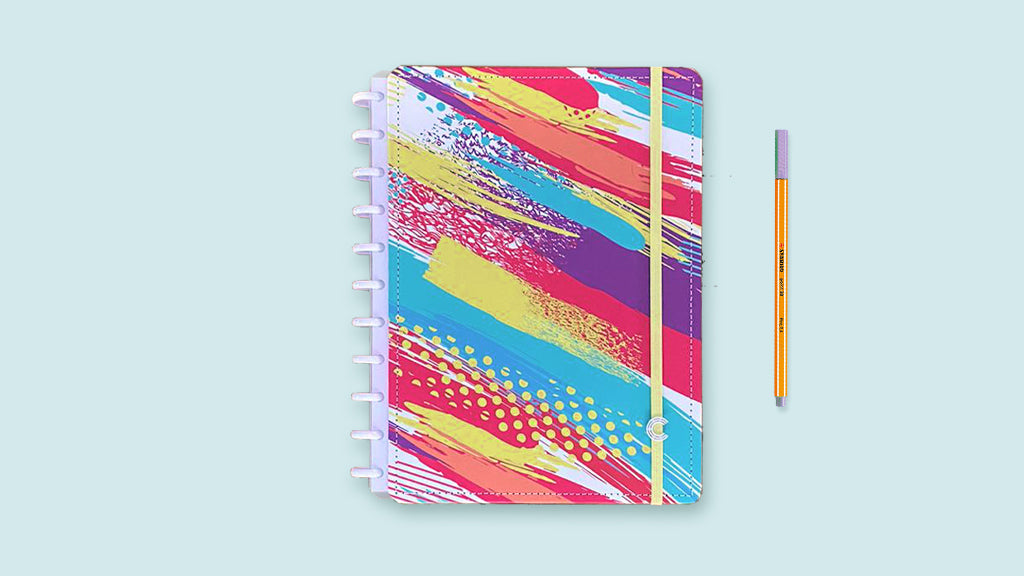 Caderno by Taby Tibum!