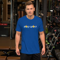 Holy Ghost T-Shirt | Men's Christian Tee | Holy Ghost (Dark Colors) - Kingdom Christian Clothing Store