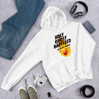 Holy Ghost Baptized Hoodie | Christian Hoodie For Men | Holy Ghost - Kingdom Christian Clothing Store