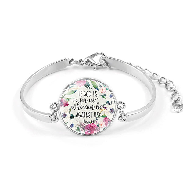 "Unique ""Psalms Bracelet"" 