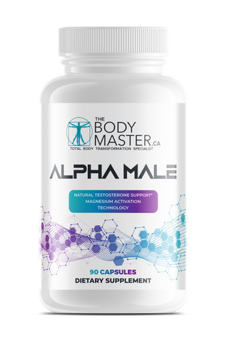 ** NEW ** Alpha Male