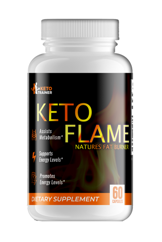 Keto Flame - Fat Burner