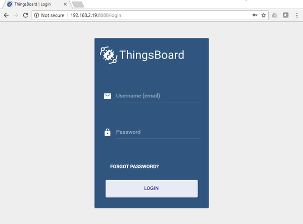 Thingsboard Http Api