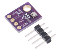 BME280  - Pressure, Humidity and Temperature sensor