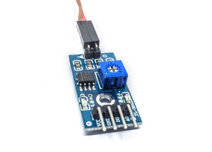 Moisture Detection Sensor Module for Soil or Water for Arduino Raspberry Pi