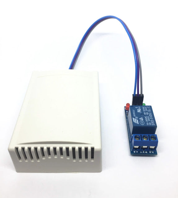 WIFI Controlled Relay Switch - Internet Of Things (IOT)