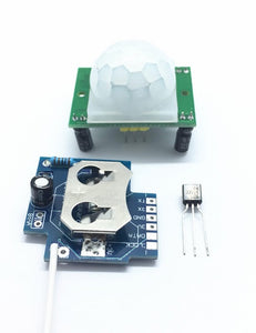 Wireless motion sensor kit