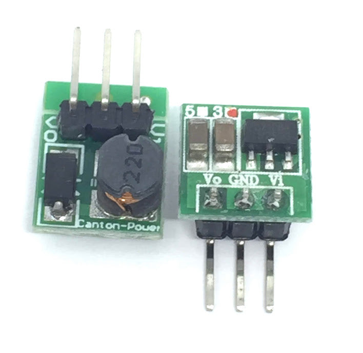 0.9-3.3V to 3.3V Step up Boost Power Module Voltage Converter Mini
