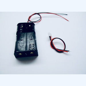 3V battery power supply - 2 x AA Battery Holder