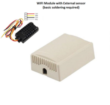 WIFI Temperature and Humidity Sensor - Internet Of Things (IOT)