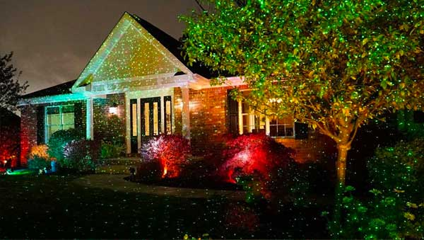 Christmas Light Projector - Christmas Laser Lights