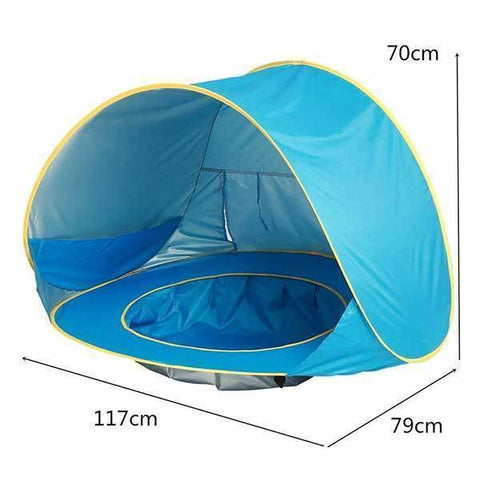 Baby Beach Tent - UV Protection