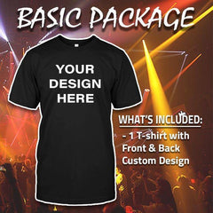 Custom Design - Basic Package