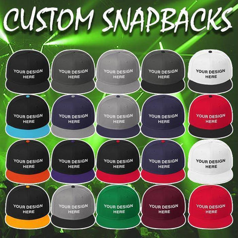 Custom Design - Snapbacks