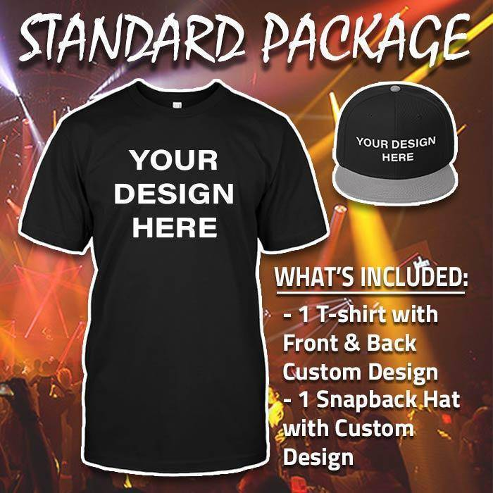 Custom Design - Standard Package