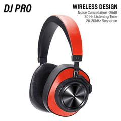 DJ Pro Wireless Noise Cancelling Headphones