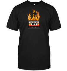 My Mix Tape Is Fire Tee