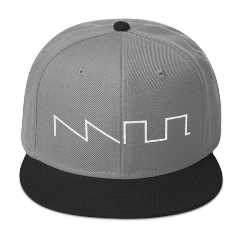 Saws & Squares Snapback Hat