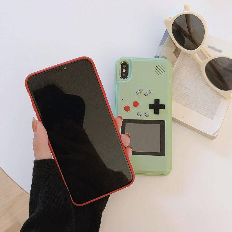 Gameboy iPhone Case - iPhone XR Case
