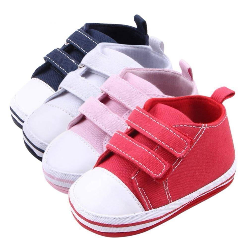 Sporty Velcro Baby Booties