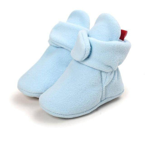 Baby Booties That Stay On - Baby Booties
