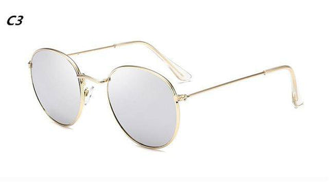Retro Steampunk Summer Glasses