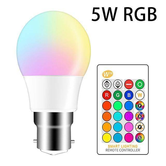 Smart Light Bulbs - Bluetooth Light Bulb