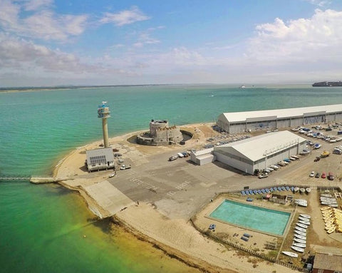 May 2021 - Calshot Spit A-X Race Entry