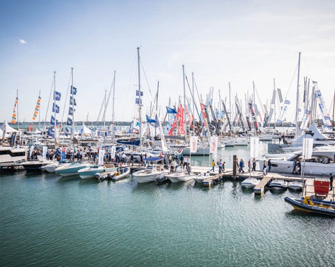 September 2021 - Southampton Boat Show A-X Race Entry