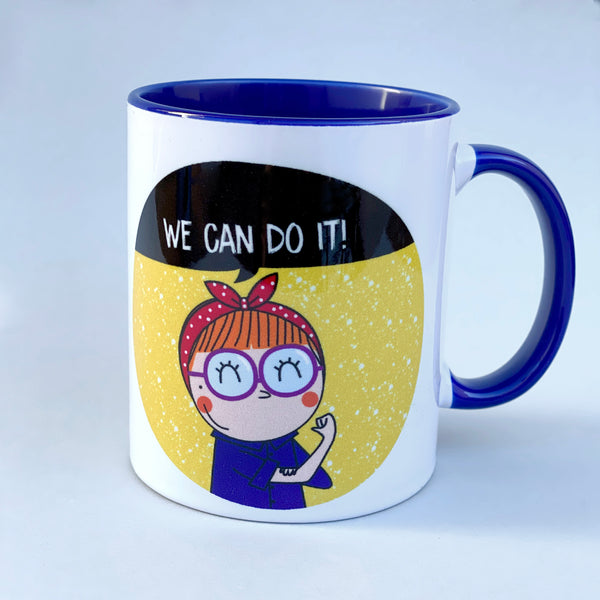 Taza We can