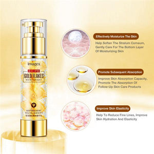 IMAGE·24k Gold Foil Skin Rejuvenation Serum——Against Wrinkles, Sagging, Dull, Rough Skin