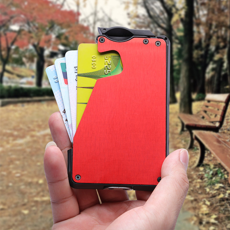 The Coolest Pop-up Slim Card Package/Wallet