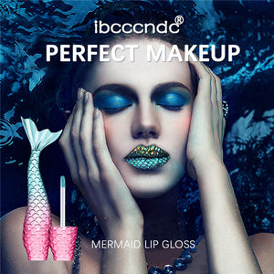 Ibcccndc Mermaid Lip Gloss