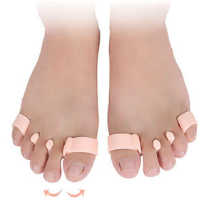 Toe/foot braces - keep your body balanced