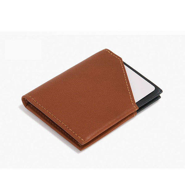 Italian handmade leather wallet - Comfortable to use