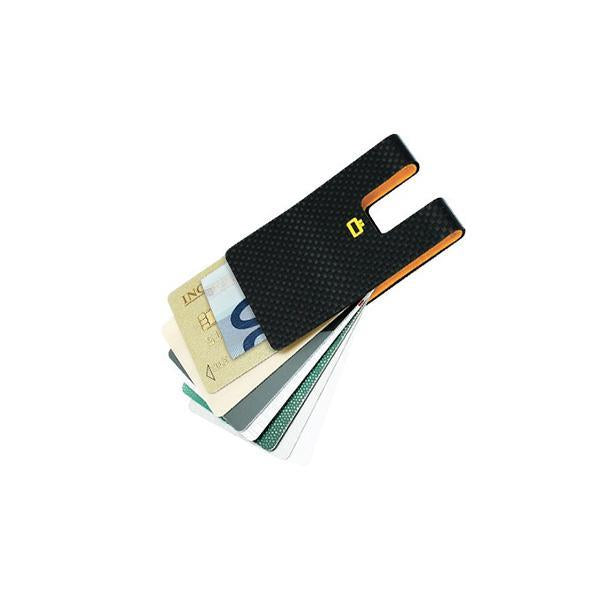 3C CARBON CLIP: The Fastest And Slimmest Wallet
