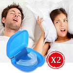 Anti-snoring Mouthpiece