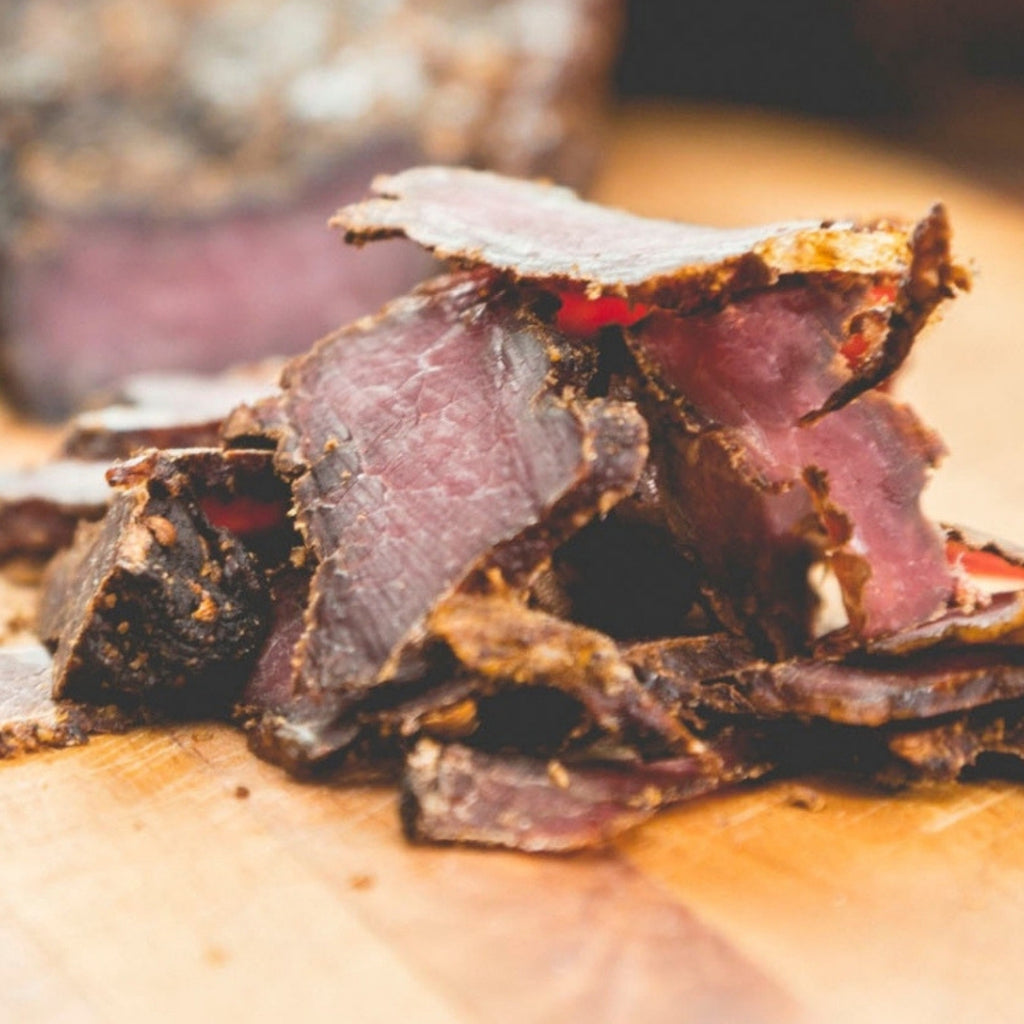 The Nutritional Value of Biltong