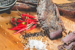 CHILLI BILTONG - SCOTCH BONNET (HOT)