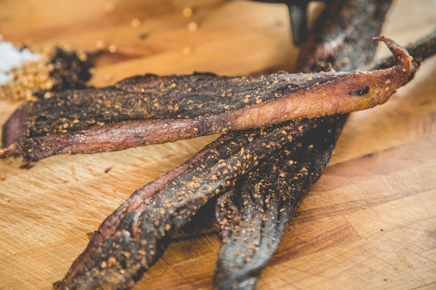 BILTONG STICKS ORIGINAL (UNSLICED) 250G