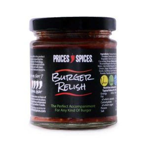 X PRICES SPICES Burger Relish 285G