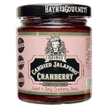 x HAYNES GOURMET Candied Jalapenos Cranberry