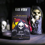 X GRIM REAPER Ghost Chilli Dark Chocolate Bar (70% Cocoa) with Geranium & Lemon