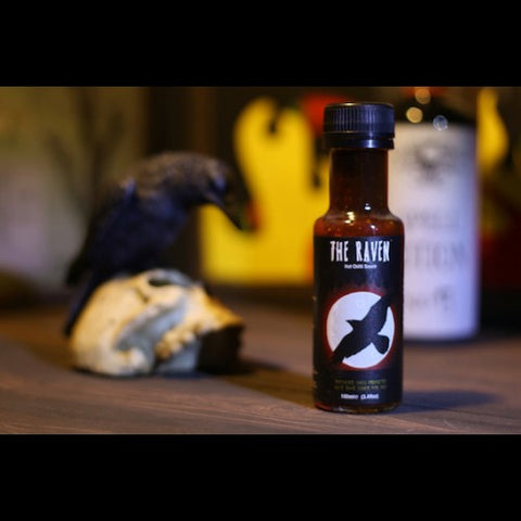 X GRIM REAPER The Raven™ Chipotle & Scorpion Chilli Sauce