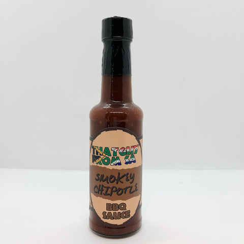 x THAT GUY FROM SA Smokey Chipotle BBQ Sauce