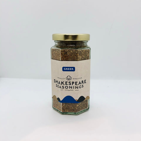 x SHAKESPEARE SEASONINGS Greek