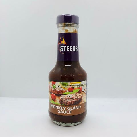 x STEERS Monkey Gland Sauce