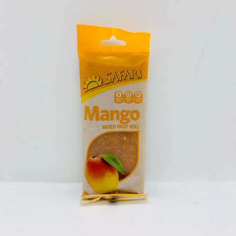 x SAFARI Fruit Roll Mango