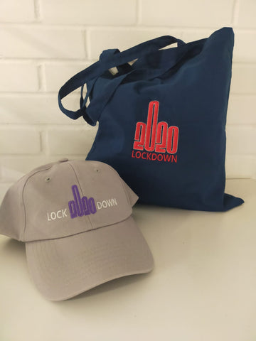 X Limited Edition 2020 Lockdown Cap and Bag (sold individually or together)